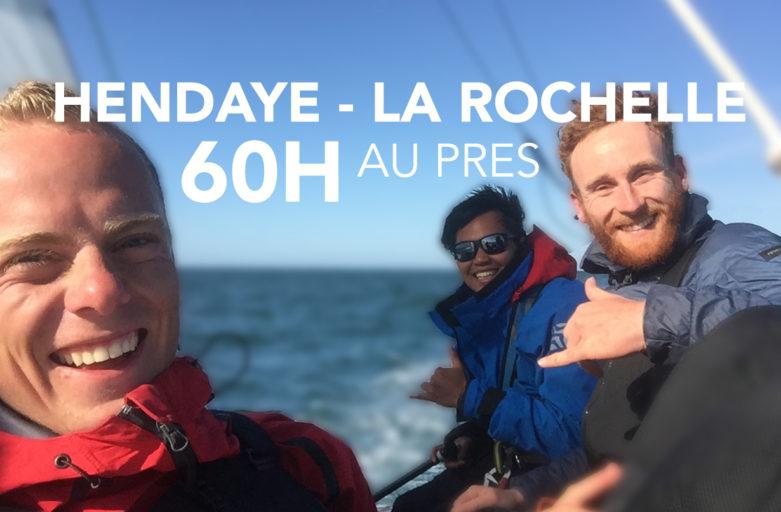 Convoyage Hendaye – La Rochelle.