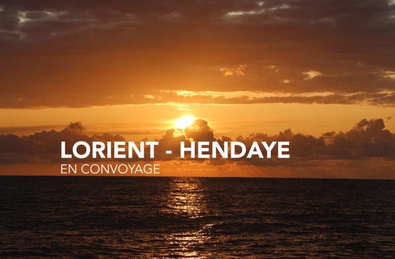 Convoyage Lorient – Hendaye